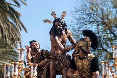 Procession of the brotherhood of the Cigar, Holy Week in Seville