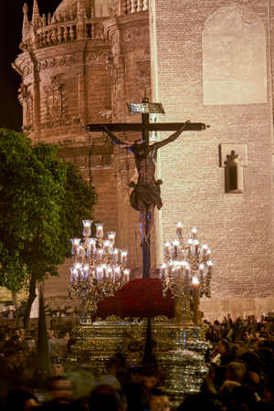 Brotherhood of Christ's Love, Holy Week in Seville Editoriali