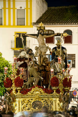 exaltation: Brotherhood of the Exaltation, Semana Santa in Seville