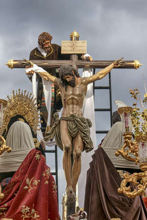 Brotherhood of the trinity, Easter in Seville Editorial