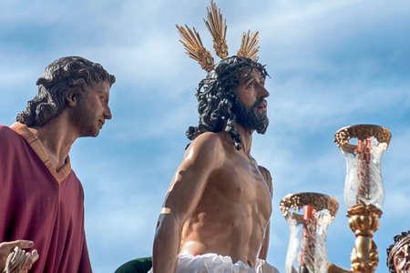 Holy Week in Seville, Brotherhood of Jesus Stripped of His Garments