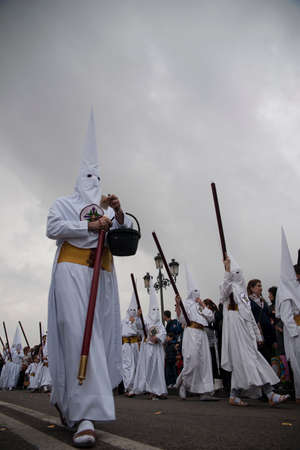 Nazarenes of the Brotherhood of San Gonzalo, Holy Week in Seville