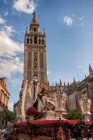 Brotherhood of the Servites, Easter in Seville