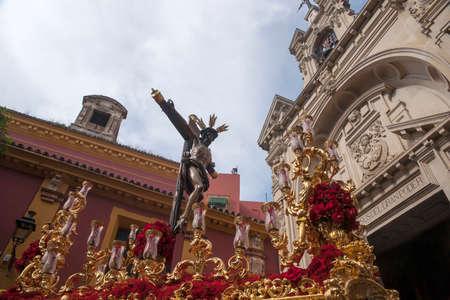 Brotherhood of good order, Easter in Seville