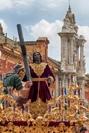 Holy Week in Seville, Brotherhood of peace