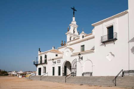 veneration: The Sanctuary of the Virgen del Roc?o in the marshes of the Coto de Do?ana ? ana, Huelva