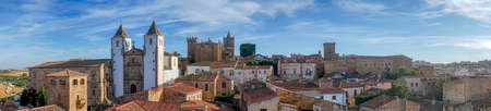 Medieval cities of Spain, Caceres in the autonomous community of Extremadura
