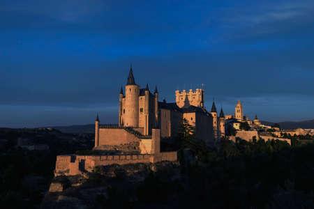 Real Alcazar of Segovia, Spain