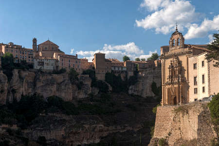 Medieval cities of Spain, Cuenca in the community of Castilla la Mancha