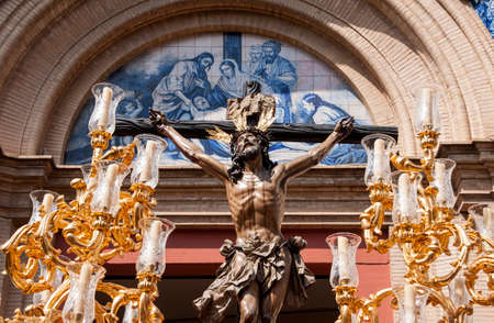 images of the holy week of Seville, Brotherhood of the puppy of Triana