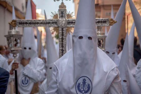 Brothers Nazarenes of Holy Week in Seville
