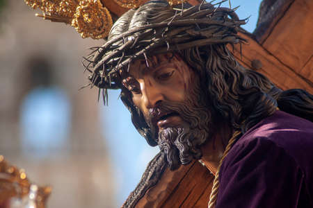Our Father Jesus of the humility of the Brotherhood of the Eagle's Hill, Holy Week of Seville
