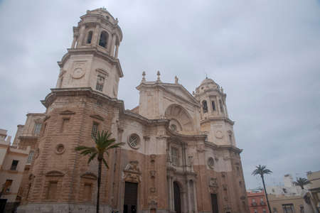 Cathedral of the Holy Cross of Cadiz, Andalusia