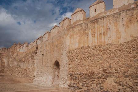 Monumental Complex of the Alcazaba of Almeria, Andalusia Imagens