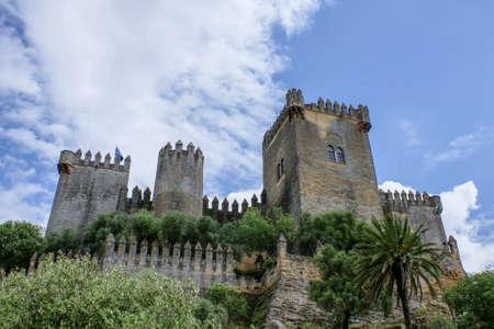 The Castle of Almodovar del Rio, Cordoba