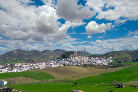 municipality of Ardales in the province of Malaga, Andalusia