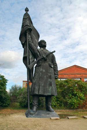 붉은 군대 군인상, 메멘토 공원