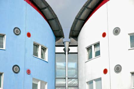 hospedaje: Detalle de la UEL Docklands alojamiento para estudiantes Campus