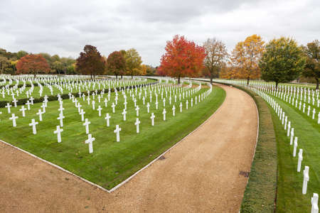 Cambridge American Cemetery and Memorial Editorial