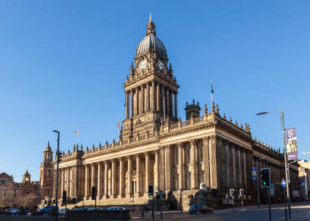 Leeds Town Hall Editorial