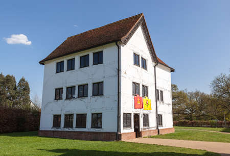 Queen Elizabeth Hunting Lodge, Chingford, UK