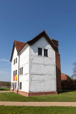 Queen Elizabeth Hunting Lodge, 칭 포드, 영국