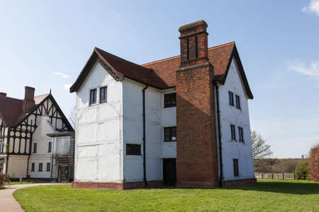 lodge: Queen Elizabeth Hunting Lodge, Chingford, UK