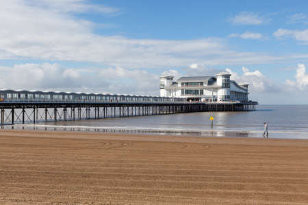birnbeck: Grand Pier, Weston-super-Mare.