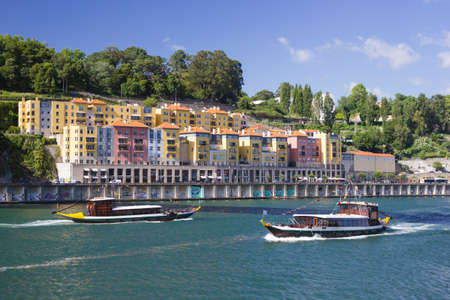 rabelo: Boats in Porto