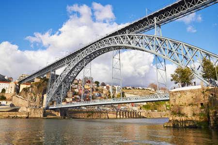luis:  Bridge Luis I in Porto, Portugal