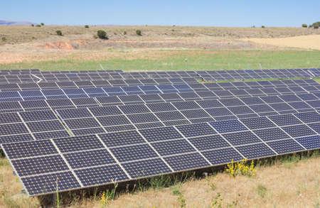 nonpolluting: Solar Power Station