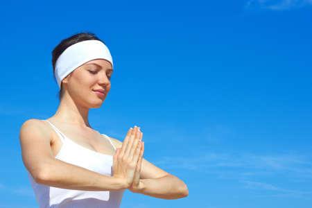 Meditation Stock Photo - 18151224