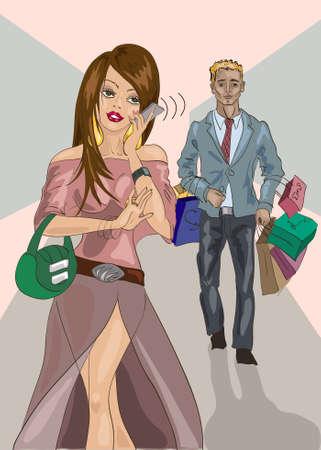 lucky bag: Shopping