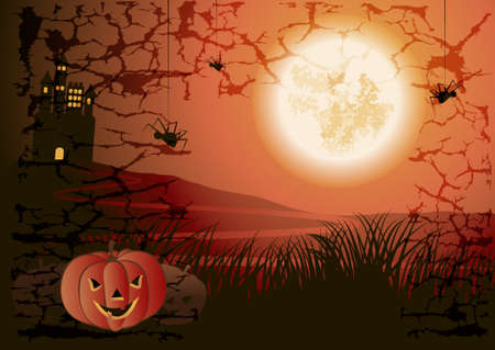 scary story: Halloween night