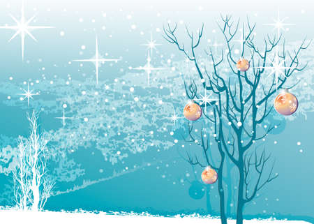 Christmas background Stock Vector - 18455942