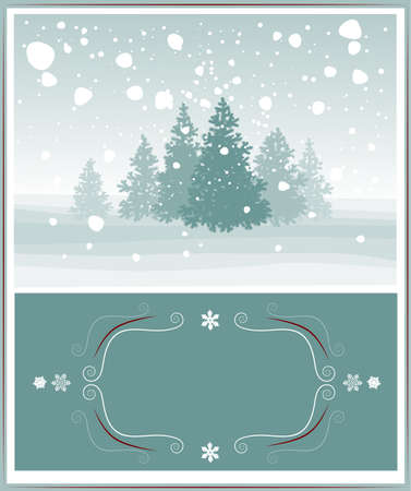 Christmas background Stock Vector - 18455920