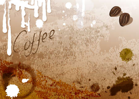 coffee hour: Coffee background