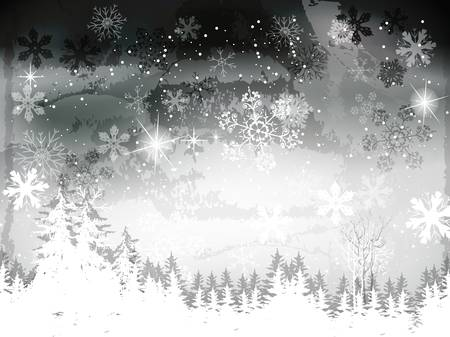 Christmas background Stock Vector - 18466249