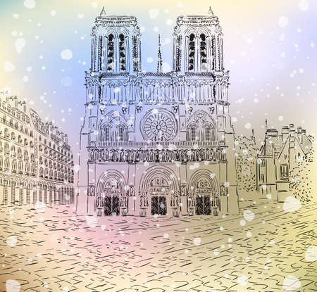 dame: Notre dame cathedral