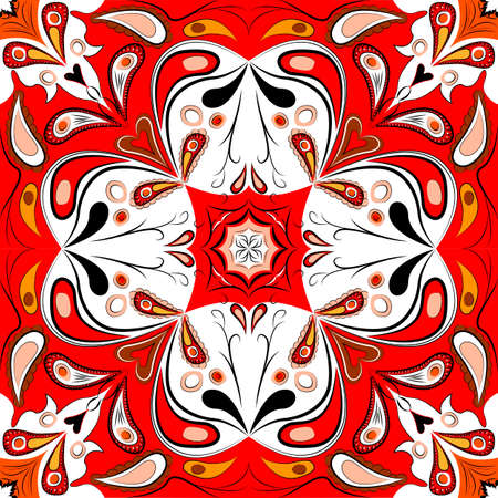 tile pattern: tile pattern  Illustration