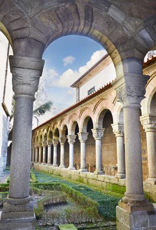 alberto: Museo Alberto Sampaio en Guimaraes, Portugal