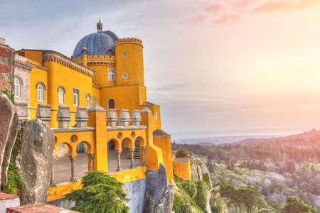 Palace of Pena - Sintra, Lisboa, Portugal