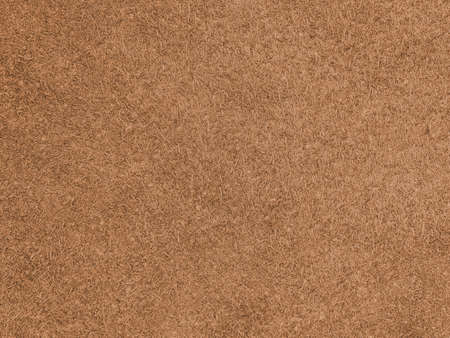 Chamois texture, fluffy and soft material Stock Photo