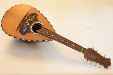 Mandolin instrument - Napoli, Italy