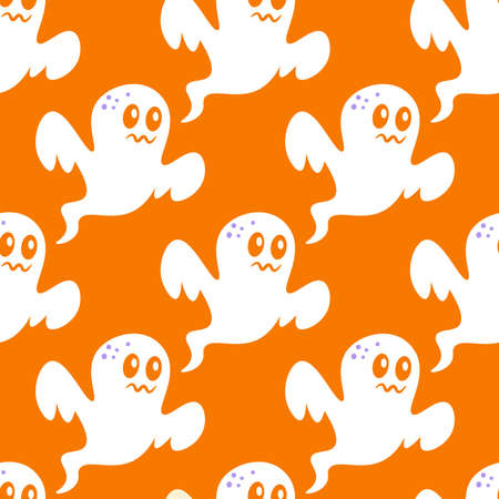 Cute Halloween ghost for Kids room decoration.
