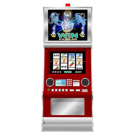 slot machine: 3D slot machine  digital type