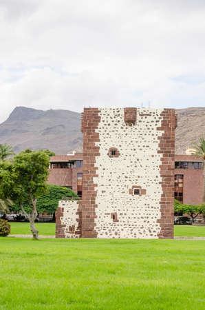 conde: Torre del conde in San Sebastian de La Gomera, Gomera Island, Canary Islands, Spain