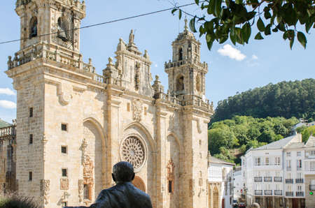 Cathedral Basilica of the Assumption, Mondonedo, Galicia, Spain