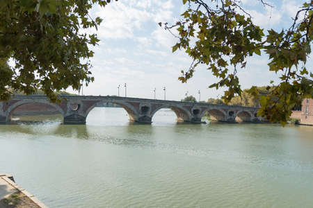 Pont Neuf or New Bridge is a 16th-century bridge in Toulouse, France.