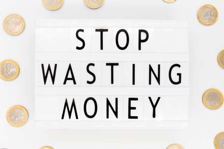 How to stop buying things you dont need. Obsessed with shopping. Addicted consumer concept. Shopping dumb wasting money. Stupid things you do with your money.